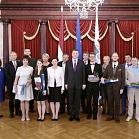 Foto: Toms Kalniņš/ Valsts prezidenta preses dienests