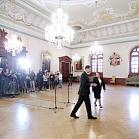 Foto: Toms Kalniņš/ Prezidenta kanceleja