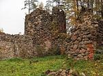 Ērģemes Livonijas ordeņa pilsdrupas