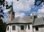 Allažu luterāņu baznīca