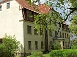 Alberta Eglīša piemiņas istaba bijušajā Elkšņu pamatskolā