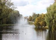Rudens nokrāsas Valmierā