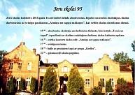 Jeru skola atzīmēs 95.jubileju