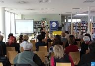 Valmieras integrētajā bibliotēkā sācies lekciju cikls