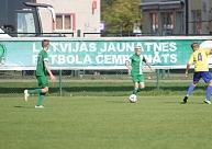 """Treniņu centrā """"Staicele""""norisināsies Latvijas Jaunatnes futbola čempionāta sezonas finālturnīrs"""