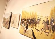 Valmieras muzejā atklājTatjanas Paļčukas-Rikānes gleznu izstādi