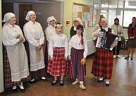 """""""Dzeipori"""" dodas uz folkloras festivālu Lietuvā"""