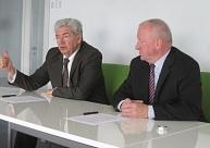 Domes priekšsēdētājs Andrejs Spridzāns piedalās pašvaldību un RTU sadarbības forumā