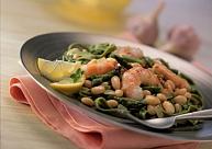 Pupiņu salāti - trīs lieliskas receptes