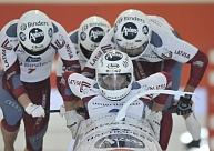 Melbārža četriniekam bronza Eiropas čempionātā