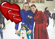 Vidzemes Olimpiskajā centrā notiks Valentīndienai veltīti slidojumi