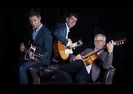 "Cēsīs uzstāsies akustisko ģitāru trio ""AG 3'o"""