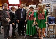Talsu novads uzzied tūrisma izstādē – gadatirgū ''Balttour 2016''