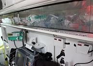 Rīgā tramvaja pieturā atdzīvināts sirmgalvis, kuram bija iestājusies klīniskā nāve
