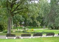 Izsludināts atklāts metu konkurss Vecpuišu parka atjaunošanai Valmierā