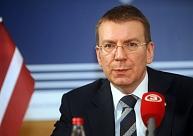 Latvijas ārlietu ministrs: Starptautisko problēmu kļūst arvien vairāk