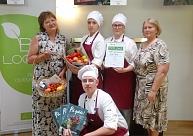 Tehnikuma topošie pavāri iegūst 2.vietu konkursā