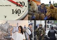 Pasaules notikumi fotogrāfijās (17.-23.jūnijs)