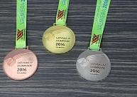 Sākušās pirmās Latvijas IV olimpiādes sacensības