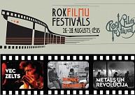 Cēsīs notiks Rokfilmu Festivāls