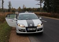 Par atļautā braukšanas ātruma pārsniegšanu Vidzemes reģionā noformēti 42 pārkāpuma protokoli