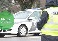 """Raiskuma pagastā autoavārija, notiks Karaliskā aļņa diena, noslēdzies """"Stirnu buks"""""""