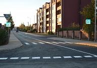 Limbažos pārbūvēta Valmieras iela