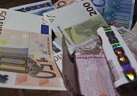 Latvijas finanšu iestāžu peļņa desmit mēnešos - 406,7 miljoni eiro