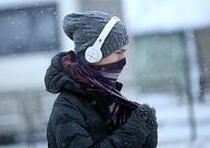 Otrdienas rītā pazeminās gaisa temperatūra; valsts ziemeļaustrumos jau -4 grādi