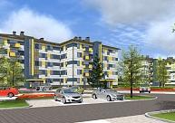 Pabeigta Valmieras daudzdzīvokļu īres namu projekta sagatavošana