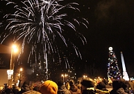 Jaunā gada sagaidīšana Cēsīs notiks Vienības laukumā