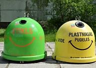 VARAM rosina uz katriem 700 iedzīvotājiem ierīkot vismaz vienu šķiroto atkritumu savākšanas punktu