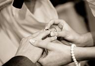 Aizvadītajā gadā Valmierā reģistrētas 237  laulības, šķirtas - 86