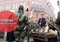 Latvijā piemin barikāžu laiku, samazinājies studējošo skaits, Porziņģis balsojumā sestajā vietā