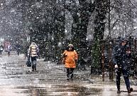 Sestdien Latvijā snigs un līs