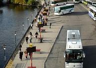 No maija samazinās reisu izpildes laiku autobusu maršrutā Rīga-Kalnciems