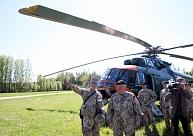 Militārajās mācībās Kuldīgā izspēlēs palīdzības sniegšanu teroristu uzbrukumā cietušiem cilvēkiem