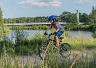 Valmierā notikusi otrā velosipēdistu skaitīšana