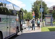 Izmaiņas autobusu kustībā no 1.jūnija