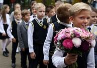 Jaunajā mācību gadā skolas gaitas sāks 18 744 pirmklasnieki