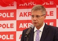 Opozīcija aicina vērtēt Ušakova atbilstību amatam pēc lēmuma galvot