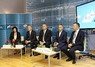 """Par Latvijas vērtīgāko uzņēmumu jau desmito reizi atzīts """"Latvenergo"""" (FOTO)"""