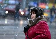 Bargs sals šomēnes nav gaidāms; prognozes par sniegu Ziemassvētkos mainīgas