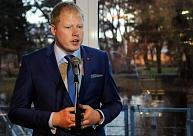 Deputāts Jakovels gandrīz pusgadu nepilda savus pienākumus Jelgavas domē