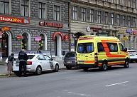 Svētdien ceļu satiksmes negadījumos cietis 21 cilvēks