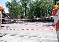 Divu ielu rekonstrukcijai Liepājas pašvaldība aizņemsies 2,1 miljonus eiro
