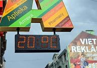 Pēcpusdienā gaisa temperatūra daudzviet pakāpsies virs +20 grādiem