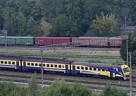 Komunikāciju bojājumu dēļ šorīt kavējas Skultes dzelzceļa līnijas vilcieni