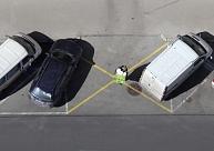 Autovadītāju ērtībām Valmieras pašvaldība izveidojusi stāvlaukumu ar laika ierobežojumiem karti