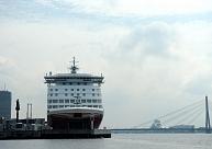 Rīgas ostā desmit mēnešos apkalpoja par 5,6% vairāk pasažieru
